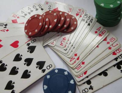 Pokern im Casino