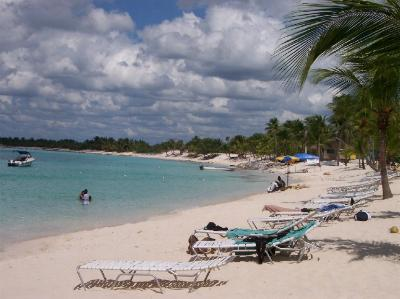 Beach Isla Catalina